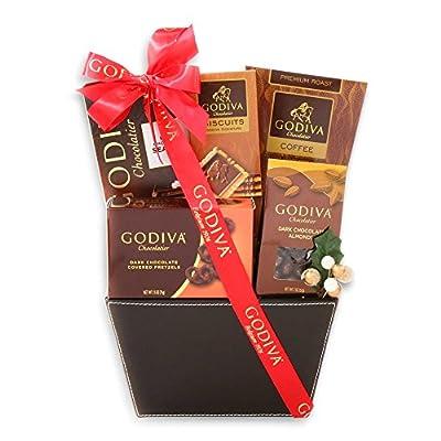 Godiva Dark Chocolate Lovers Gift Basket