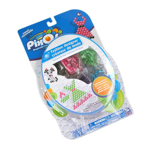 Pixos Themed Refill Pack- Fashion Designer