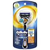 Gillette Fusion Proglide Manual Men's Razor With Flexball Handle Technology With 1 Razor Blade