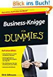 Business-Knigge f�r Dummies (Fur Dumm...