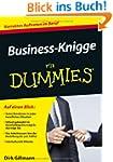 Business-Knigge f�r Dummies (Fur Dumm...