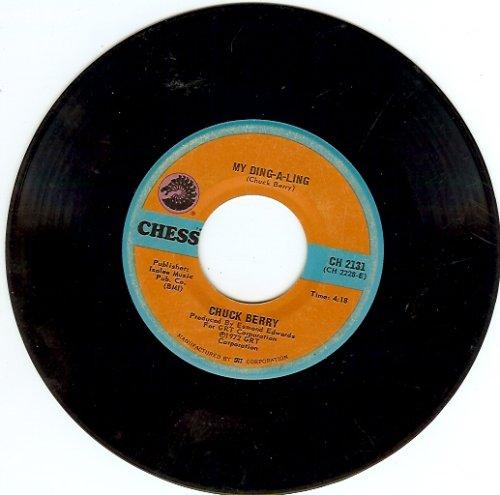 Chuck Berry - Johnny B. Goode Single - Zortam Music