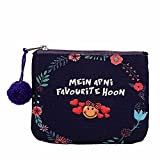 #10: The Crazy Me Main Apni Favourite Makeup/Coin Pouch 15 by 12 cm