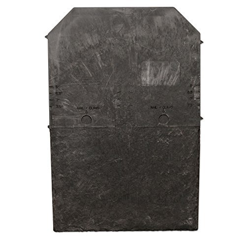10-x-stone-black-tapco-roof-slate-tile-lightweight-strong-synthetic-plastic-roofing-shingle-by-tapco