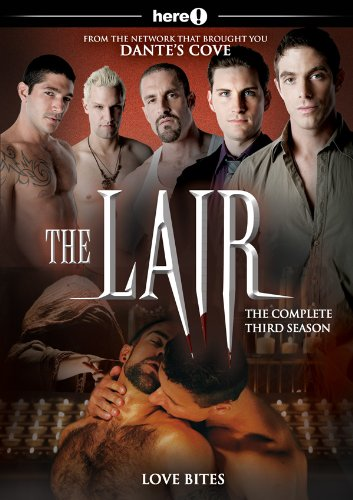 Cover art for  The Lair - The Complete Third Season