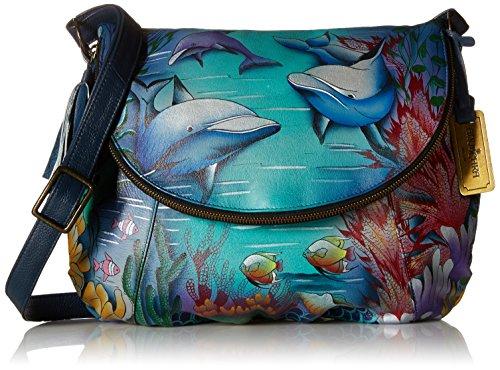 anuschka-peint-a-la-main-de-luxe-en-cuir-482-grand-rabat-convertible-multicolore-dolphin-world