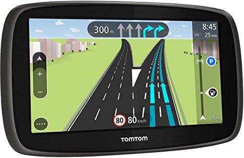 TomTom-Start-50-Europe-Navigationsgert-5-Zoll-Lifetime-Maps-Fahrspurassistent-Tap-Go-Schnellsuche-Karten-von-45-Lndern-Europas