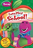 Barney: Let's Play School [Import]