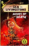Armies of Death (Puffin Adventure Gamebooks) Ian Livingstone
