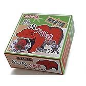 熊肉大和煮 80g クマのジビエ くまとタケノコの絶妙な味わい 北海道限定商品 (生姜入) ご当地缶詰 貴重なクマ肉 (熊出没注意) みそ味 熊肉缶 (鳥獣くま肉)