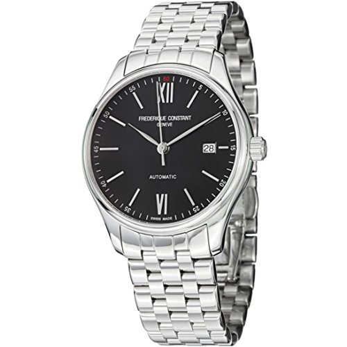 frederique-constant-mens-index-automatic-40mm-steel-bracelet-case-black-dial-analog-watch-fc-303bn5b
