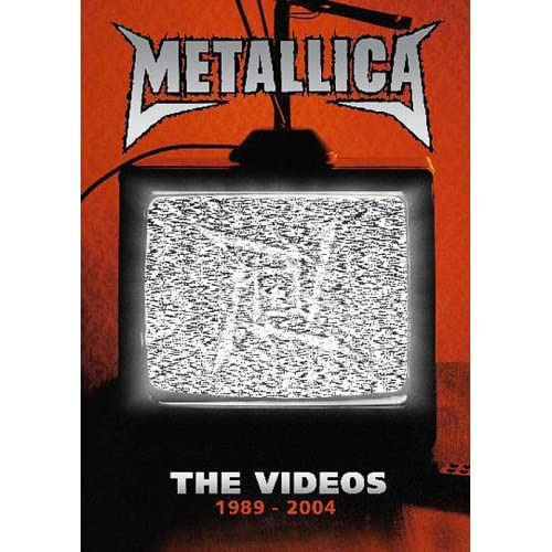 Metallica The Video (1989 2004) MVID FR PanterA preview 0