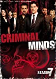 Criminal Minds: The Seventh Season [DVD] [Import]