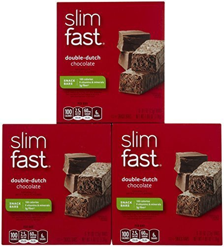 slimfast-double-dutch-chocolate-100-calorie-snack-bars-6-ct-3-pk-by-slim-fast