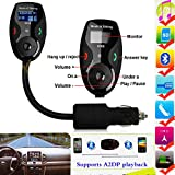 Findway® New Universal High Quality Wireless Bluetooth Handsfree Car Kit FM Transmitter Modulator Car mp3 Player With Mic Better Than 2013 Style