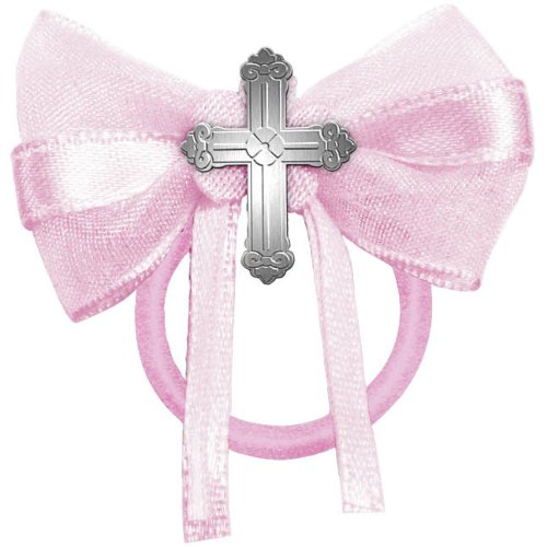 favor ties communion pink