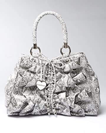 Exotic Frills Tote