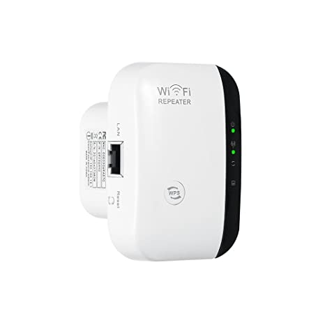 STARPOWERY Laptone Répéteur WiFi N 300Mbps WiFi Répéteur 2.4GHz