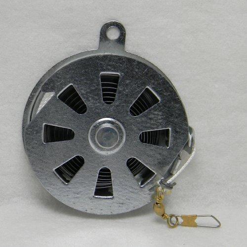Whites auto fisher yo yo fishing reel automatic 5 reels by for Automatic fishing reel