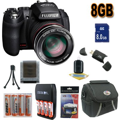 Fujifilm FinePix HS20 16 MP Digital Camera  EXR