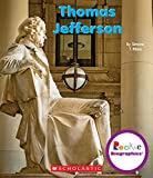 img - for Thomas Jefferson (Rookie Biographies) book / textbook / text book