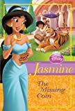 img - for Disney Princess Jasmine: The Missing Coin (Disney Princess Chapter Book) book / textbook / text book