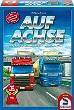 アウフ・アクセ AUF ACHSE  ドイツゲーム大賞受賞作 ボードゲーム [並行輸入品]