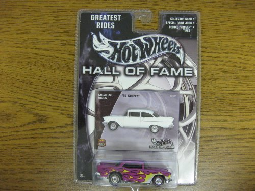 Hot Wheels Hall of Fame Greatest Rides 1957 Chevy - 1