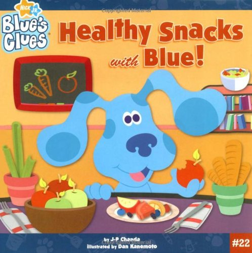 Find A Blues Clues Book For Kids