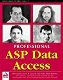 img - for Professional ASP Data Access book / textbook / text book