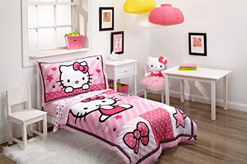Sanrio-Hello-Kitty-Sweetheart-4-Piece-Toddler-Bec-Set