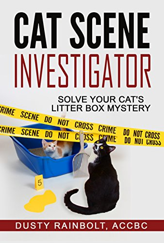 cat-scene-investigator-solve-your-cats-litter-box-mystery-english-edition