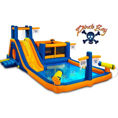 backyard toys review the pirate bay inflatable play park kids