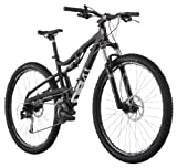 Diamondback 2013 Recoil Comp 29'er Full Suspension Mountain Bike with 29-Inch Wheels  (Black, 16-Inch/Small)