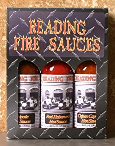 Fire Sauce Gift Set by Fire Sauce Company