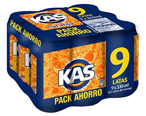 kas-naranja-bebida-refrescante-lata-33-cl-pack-de-9