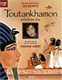 echange, troc Marlène Jobert - Toutankhamon et la larme d'or (1CD audio)