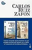 Pack Zafón Booket (La Sombra del Viento + El Juego del Ángel)