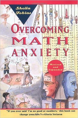 Overcoming Math Anxiety written by Sheila Tobias