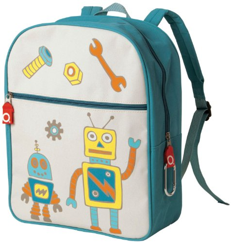 SugarBooger Zippie BackPack Retro Robot