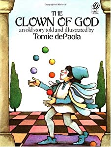 "Cover of ""The Clown of God"""