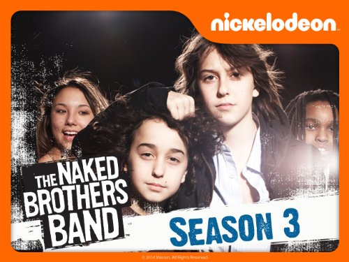 The Naked Brothers Christmas Episode front-1079083