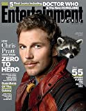 Entertainment Weekly Issue 1320 July 18, 2014 Chris Pratt Guardians of the Galaxy & Doctor Who