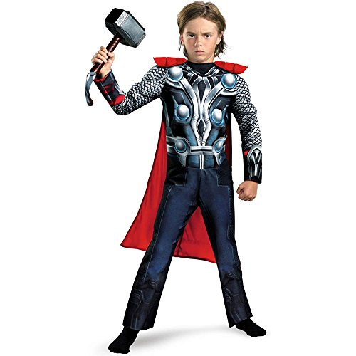 The Avengers: Thor Muscle Toddler Costume