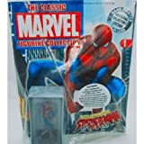 img - for The Classic Marvel Figurine Collection #1 Spiderman book / textbook / text book