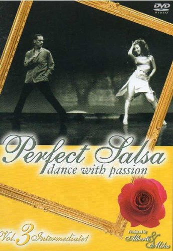 Perfect Salsa Vol.3 ~dance with passion~ [DVD]