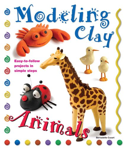 Modeling Clay Animals: Easy-to-Follow Projects in Simple Steps (Art Modeling compare prices)