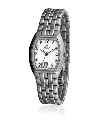 Bassel Reloj con movimiento cuarzo suizo 80031 Plateado 31  mm