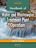 img - for Handbook of Water and Wastewater Treatment Plant Operations, Second Edition 2nd (second) Edition by Spellman, Frank R. [2008] book / textbook / text book