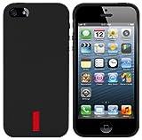 mumbi TPU Silikon Schutzh�lle iPhone 5 5S H�lle schwarz
